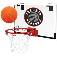 Toronto Raptors Rawlings NBA Polycarbonate Hoop Set