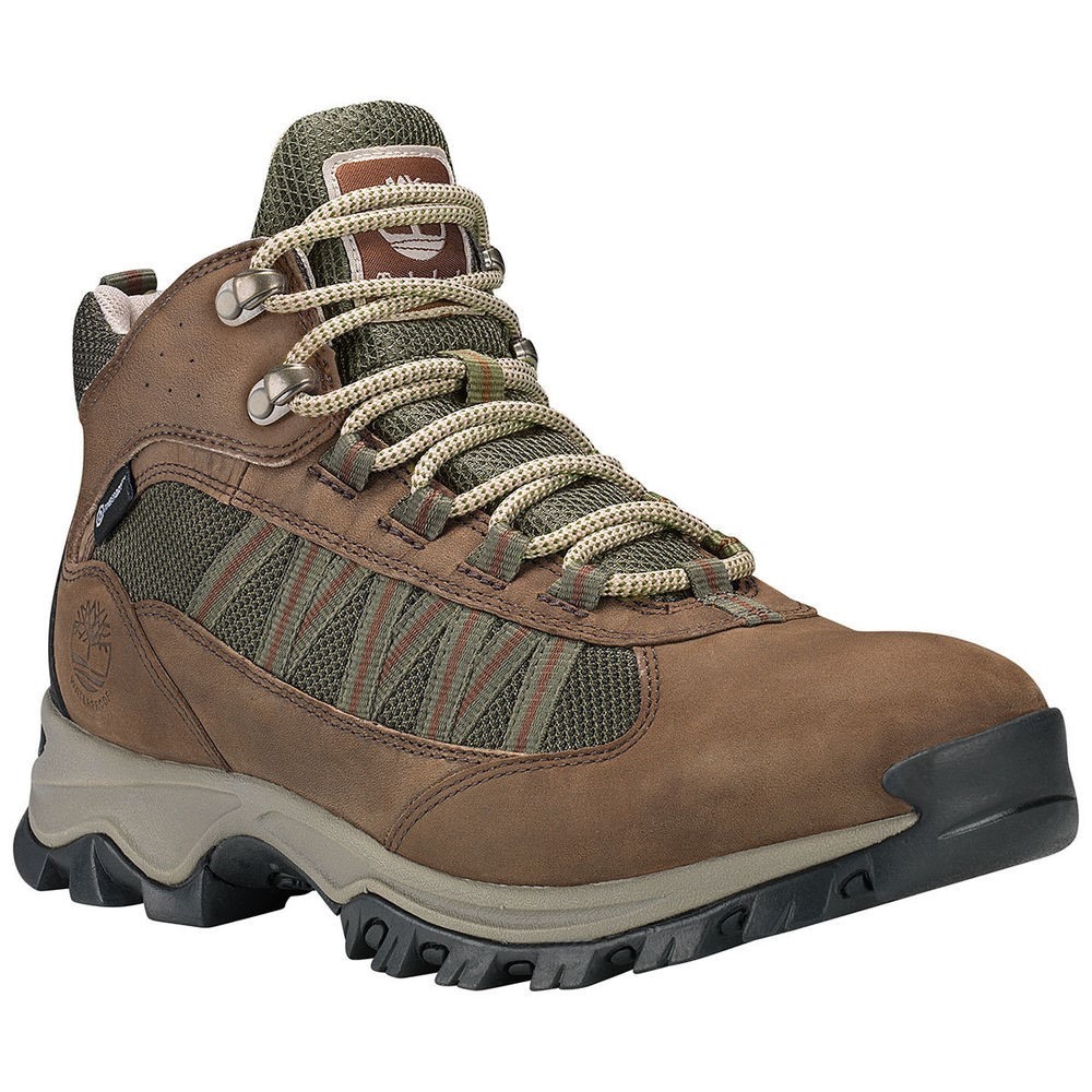 Men's Timberland Mount Maddsen Lite Mid Waterproof Boot by Timberland