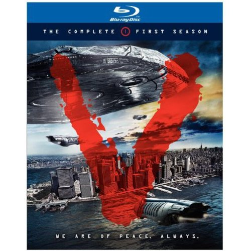 V: The Complete First Season (Blu-ray) (Widescreen)