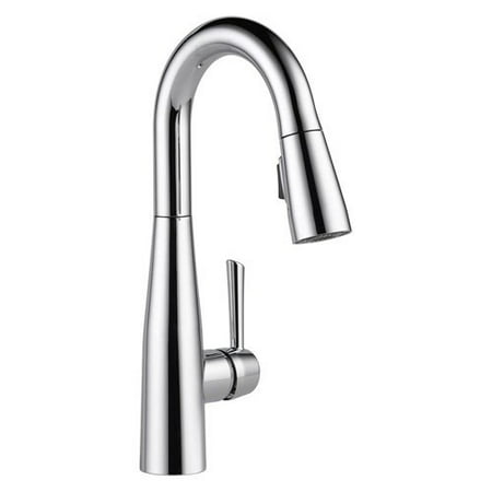 Delta Essa: Single Handle Pull-Down Bar / Prep Faucet