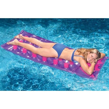 76 Quot Inflatable Purple And Pink 18 Pocket French Style