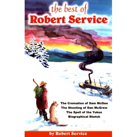 The Best Of Robert Service  Poems  Paperback
