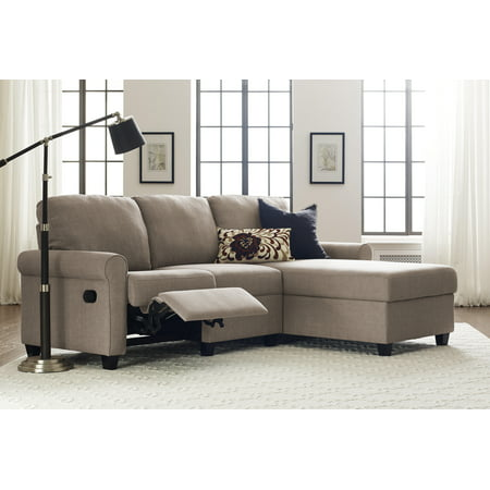 reclining set contemporary scan modern products azzio grande modular sectional recliner design