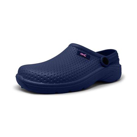 Hey Medical Uniforms Womens Non-Slip Lightweight EVA Indoor/Outdoor Comfort Clogs