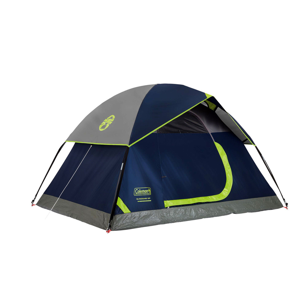 Tent Sundome 7X5 2P Navy Grey by COLEMAN