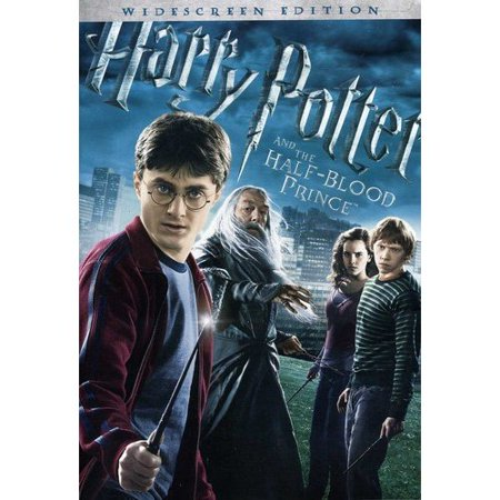 Harry Potter And The Half Blood Prince  Widescreen Edition