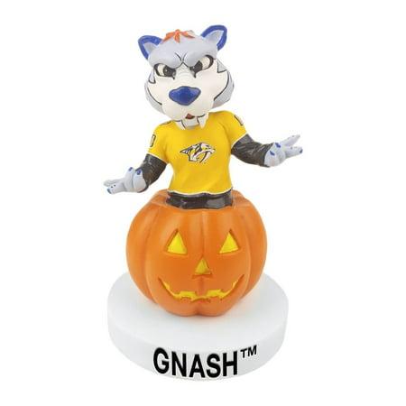 Gnash Nashville Predators Halloween Special Edition Bobblehead NHL](Halloween Nhl)