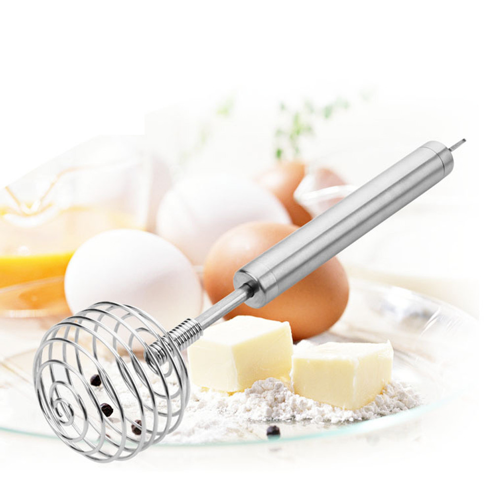 Whisk Stirrer Mixer Egg Beater Blender Cooking Kitchen Utensil Tool