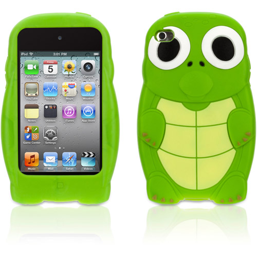 iPod Touch 4th Generation Kazoo Turtle Touch Case