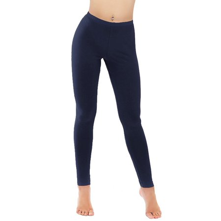 c89c3bd06b5de SAYFUT - SAYFUT Women's Essential Leggings Seamless Stretchy Fluorescent  Solid Colors Skinny Tights Workout Gym Sports Yoga Pants - Walmart.com
