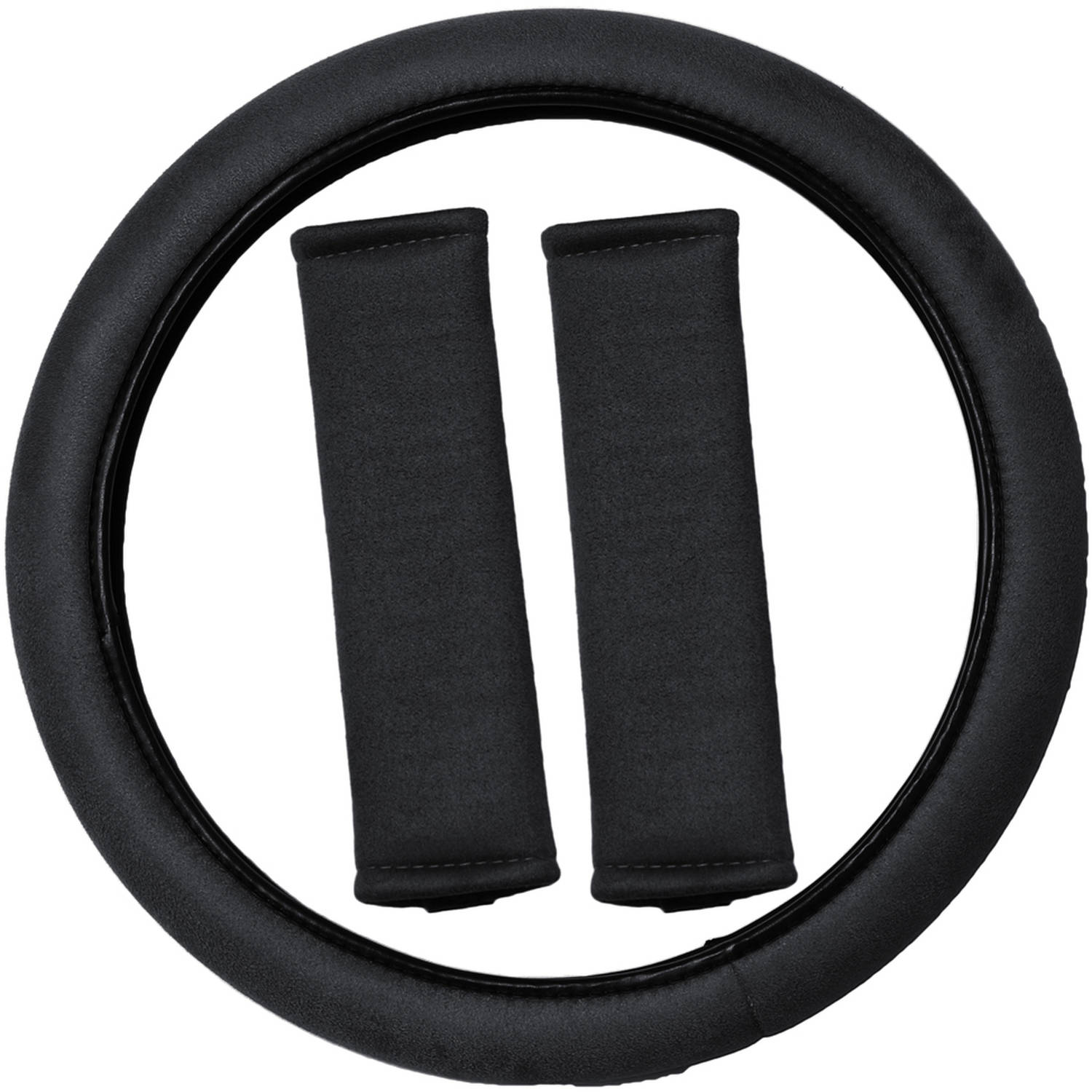 Memory Foam Steering Wheel Cover for Car/Truck/Van/SUV Non-Slip Grip