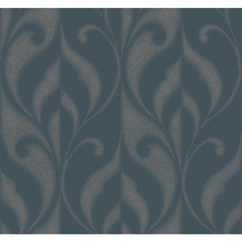 York wallcoverings modern luxe paradox 27 x 27 abstract wallpaper