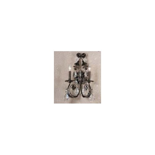 Classic Lighting Siena 2 Light Wall Sconce