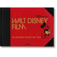 The Walt Disney Film Archives. the Animated Movies 1921-1968 (Hardcover)