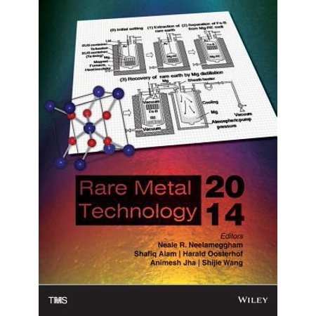 Rare Metal Technology 2014: Proceedings of a Symposium Sponsored by The Minerals, Metals & Materials Society (TMS) Held During TMS2014 143rd Annual Meeting & Exhibition, February