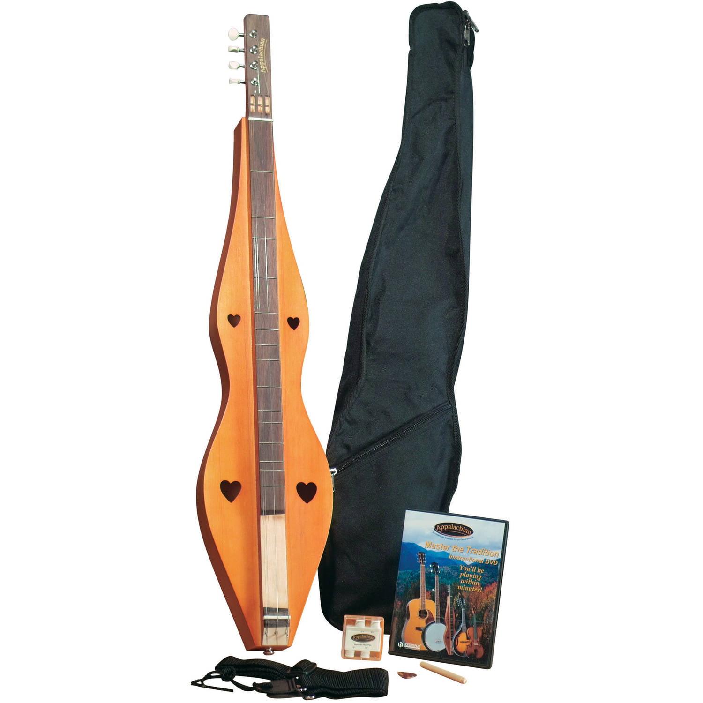 Appalachian APD-1 Dulcimer Pickin' Pac by Saga Musical Instruments