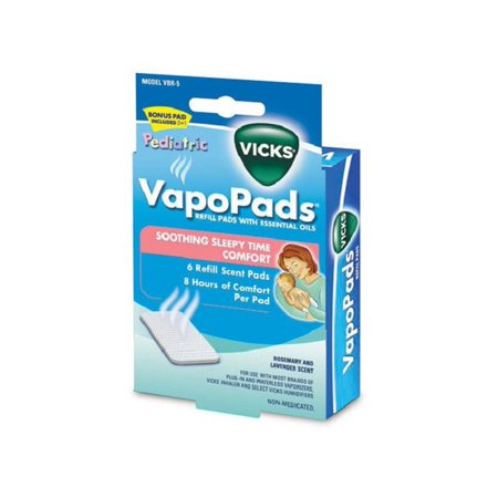 Vicks Sleepytime Waterless Vaporizer Scent Pads