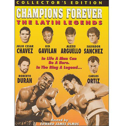 Champions Forever: Latin Legends (Collector's Edition) (Full Frame)