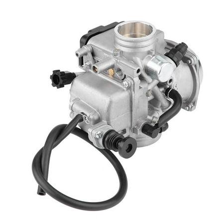 Sonew Carburetor Carb, Carburetor for TRX300 Fourtrax,Carburetor Carb Fits for Honda TRX300 300 Fourtrax 1988-2000 - image 8 of 12
