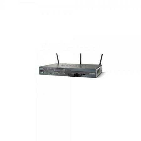 Cisco CISCO881GW-GN-A-K9 881 Ethernet Sec Router 3G B/u