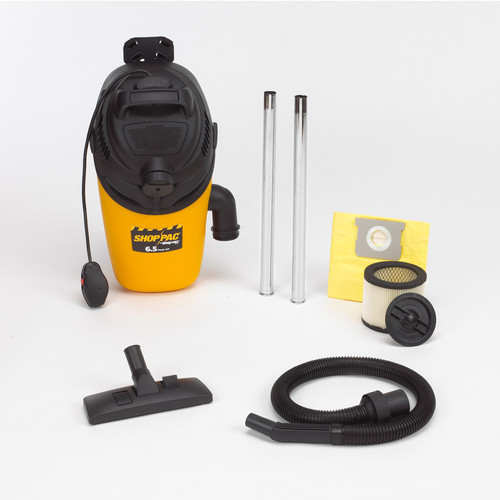Shop-Vac 6.5 Peak HP Industrial Back Pack Vac