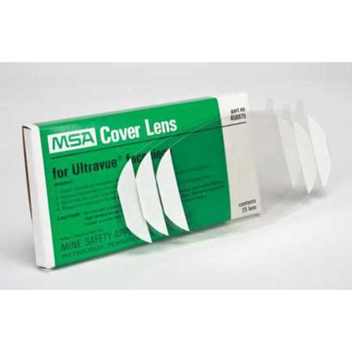 MSA 456975 Lens Covers, PK 25