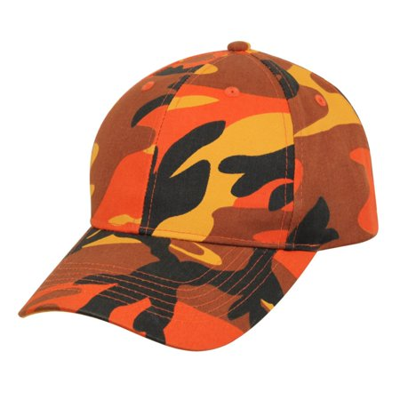 - Rothco Supreme Low Profile Camouflage Baseball Cap, Tactical Hat