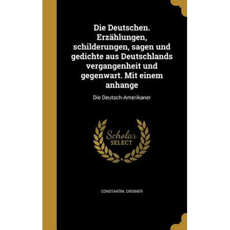 Die Deutschen Erzahlungen Schilderungen Sagen Und