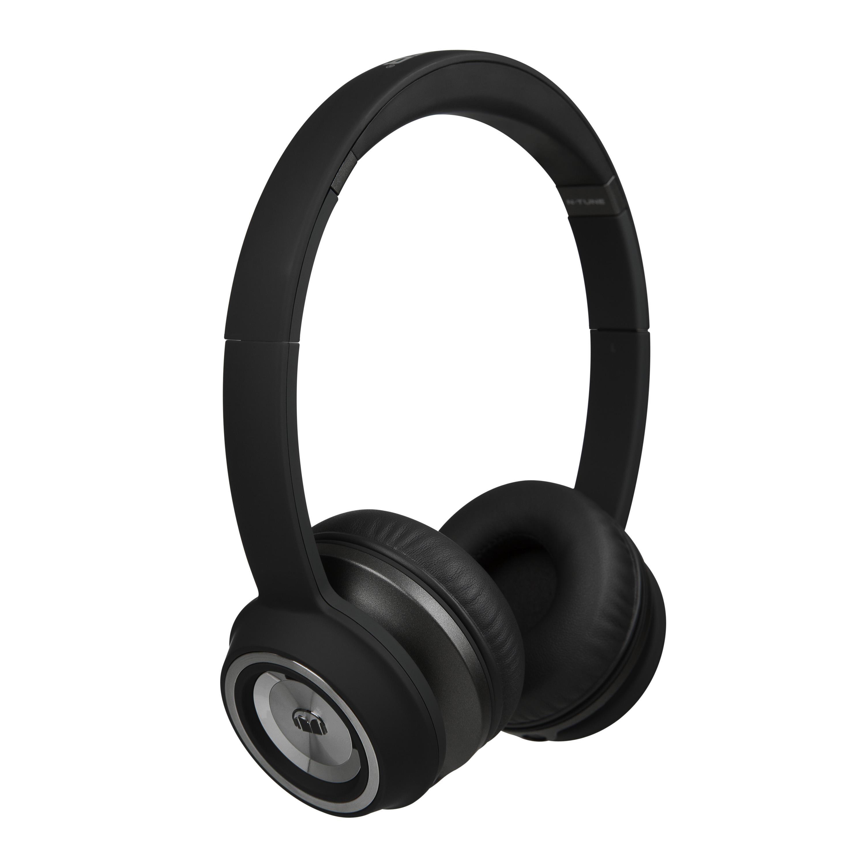 Monster 128597-00 N-Tune High-Performance On-Ear Headphones Black