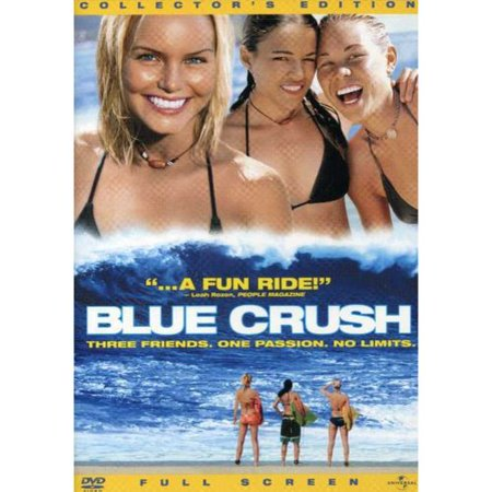 Blue Crush (Full Frame, Collector's Edition)