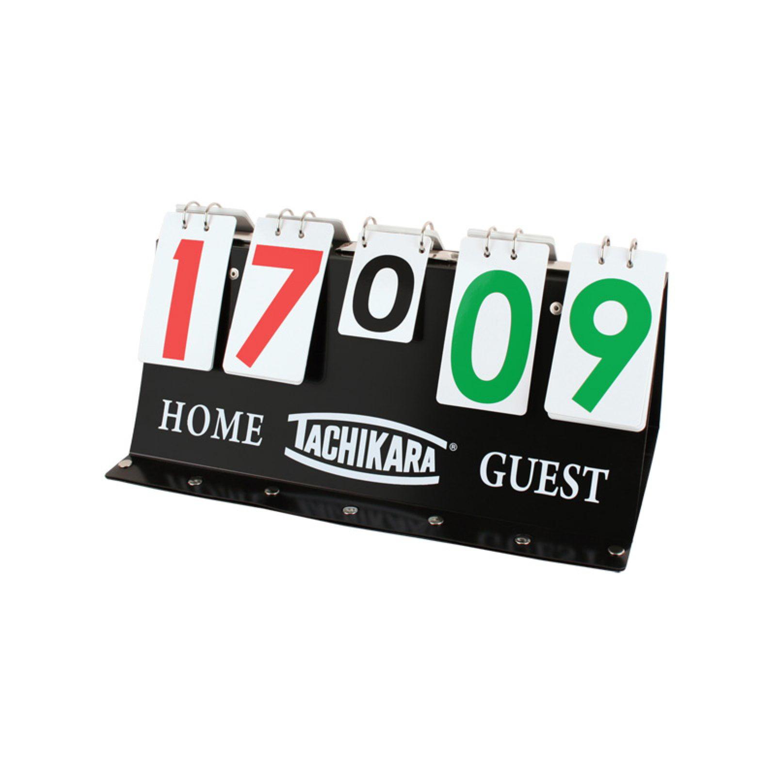 Tachikara Porta-Score Portable Scoreboard, Black