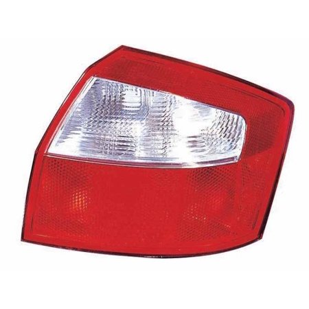 Door Cover Housing - Go-Parts » 2002 - 2005 Audi S4 Rear Tail Light Lamp Assembly Housing / Lens / Cover - Right (Passenger) Side - (4 Door; Sedan) 8E5 945 218 A AU2819113 Replacement For Audi S4