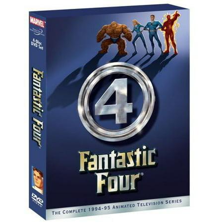 Fantastic Four: Comp 1994-1995 Animated TV Series