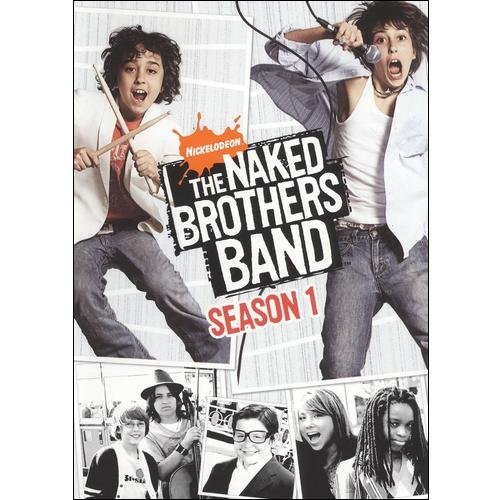 The Naked Brothers Band: Season 1 (Full Frame)