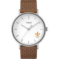 Houston Astros Timex Bright Whites Tribute Collection Watch - No Size