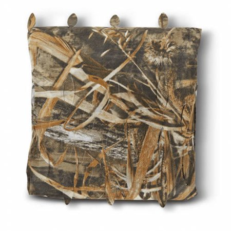Camouflage Leaf Blind (Hunters Specialties Camo Leaf Blind Material, Realtree Advantage Max-5 )