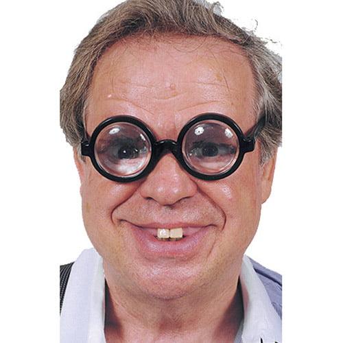 Nerd Bookworm Glasses Adult Halloween Accessory