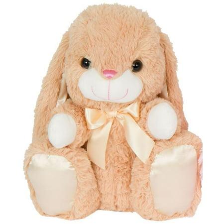 Thumper Toys (Kellytoy 14 inch Tan Sitting Thumper Bunny)
