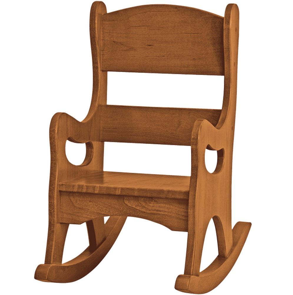 Amish Buggy Toys Kid's Play Wooden Furniture Rocker CPSIA Kid Safe Finish
