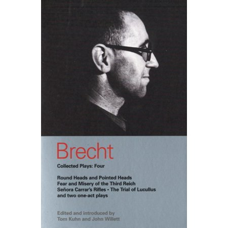 Brecht Collected Plays ()