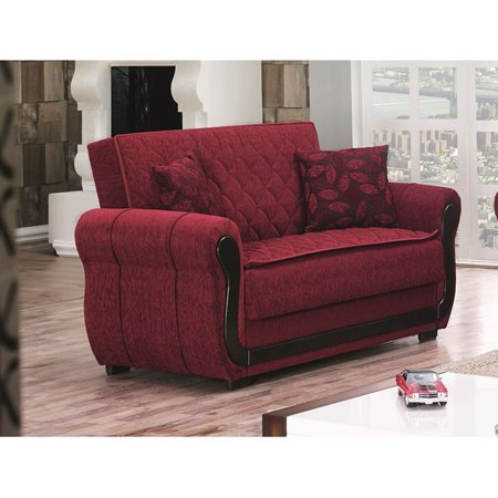 Pleasing Empire Furniture Usa Park Avenue Convertible Storage Loveseat Pabps2019 Chair Design Images Pabps2019Com