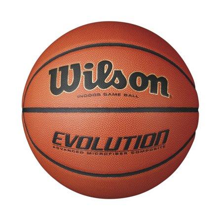 Ballon de basketball int-rieur Wilson Evolution pour Homme - image 1 de 2
