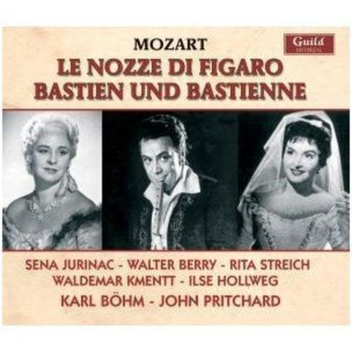 Mozart: Le Nozze Die Figaro / Bastien & Bastienne