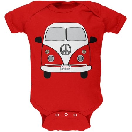 Halloween Travel Bus Costume Camper Adventure Soft Baby One Piece](Adventure Valley Halloween)