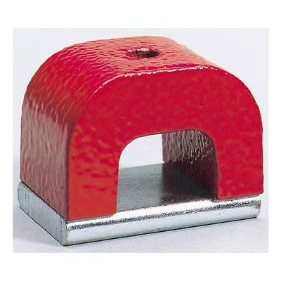 General Tools 370 2 Permanent Horseshoe Alnico Retrieving Magnet