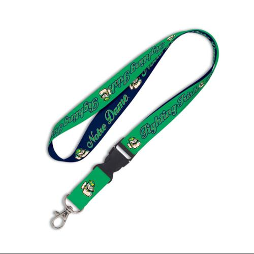 Notre Dame Fighting Irish Official NCAA 20 inch  Lanyard Key Chain Keychain by Wincraft