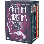 Agatha Christie's Romantic Detectives (Tommy & Tuppence 1 & 2   Why Didn't They Ask Evans?   Seven Dials Mystery   by ACORN MEDIA