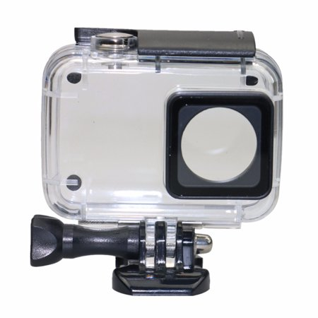 Waterproof Underwater Housing Protective Case Cover For Xiaoyi 4K Action Camera - image 1 de 9