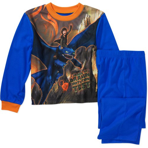 Boys how to train your dragon 2 piece p walmart ccuart Image collections