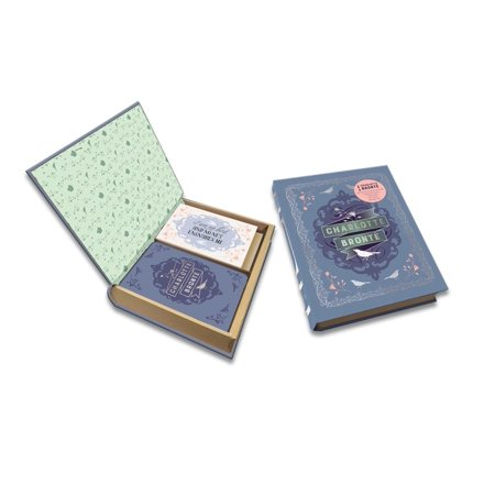 Charlotte Bronte Deluxe Note Card Set (with Keepsake Book (Box Note Set)